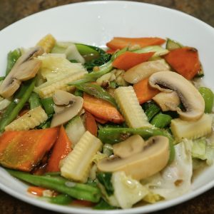 Vegetable Chop Suey