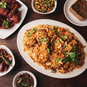 Chicken Biriyani Sawan