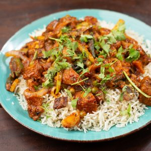 Beef Rice and Curry Mix