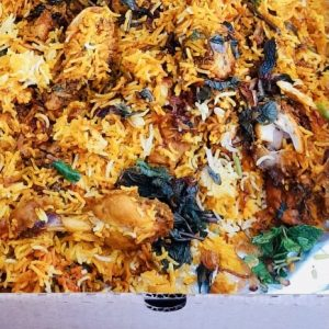 Chicken Biryani 3 Pack